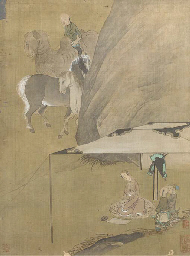 A Chinese album, late 18th/ear