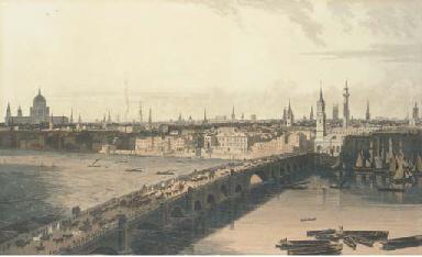 London Bridge; North Bank with