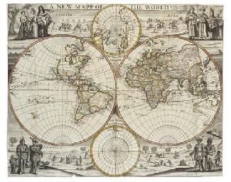 GREENE, Robert.  A New Mapp of