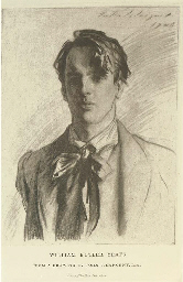 YEATS, William Butler.  The Po