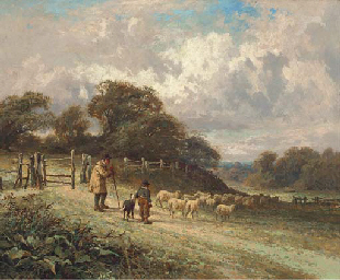 A lesson in shepherding
