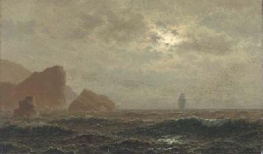 A moonlit voyage