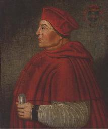Portrait of Cardinal Thomas Wo