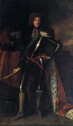 Portrait of James, Duke of Yor