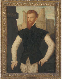 Portrait of Edward Courtenay,