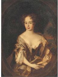 Portrait of Lady Heathcote, wi