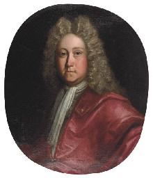 Portrait of William Rawson of