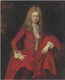 Portrait of William Rawson, th