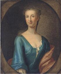 Portrait of Martha Rawson of B