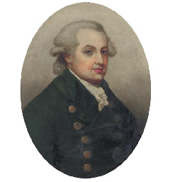 Portrait of the 11th. Viscount