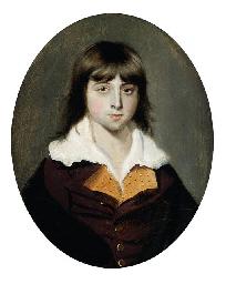 Portrait of Master John Hyde,