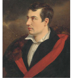 Portrait of the poet, George G
