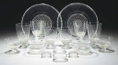 'NIPPON' CLEAR GLASS PART SERV