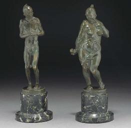 'Adam' and 'Eva' a pair of gre