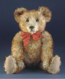 A fine Jopi musical teddy bear