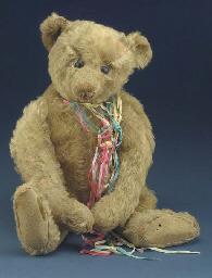 'Theodusious', a Steiff teddy