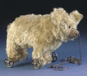 A rare Strunz muzzle bear on w