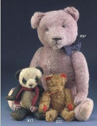 A large American teddy bear