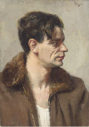 Portrait of Eugene Deckert