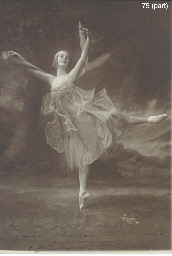 Anna Pavlova And Others