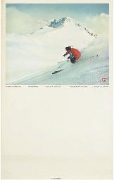 SWITZERLAND, THE SKIERS' WONDE
