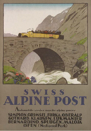 SWISS ALPINE POST