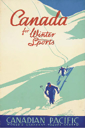 CANADA FOR WINTER SPORTS