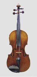 A Violin by John Johnson, Lond