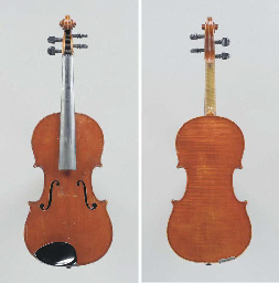 A Violin attributed to Hillair