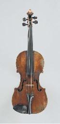 An interesting Violin, circa.