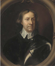 Portrait of Oliver Cromwell (1