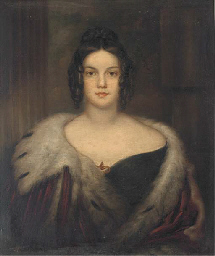 Portrait of Guiseppina Gell, n