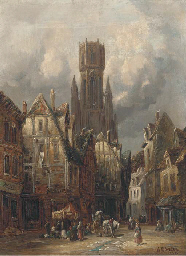 Bruges; and Antwerp, Belgium