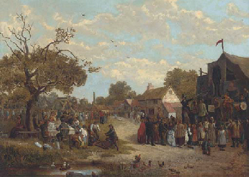 The village fête