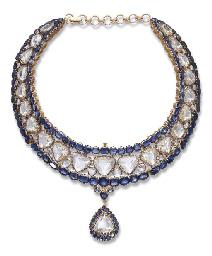 AN IMPRESSIVE INDIAN DIAMOND A