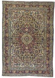 A fine Kirman Laver rug