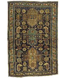 An antique Shirvan rug