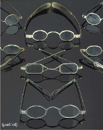 Five pairs of early 19th-Centu