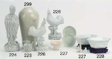 (13) An assorted lot of Qingbai-style ceramics