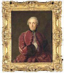Attributed to Louis Tocqué (Paris 1696-1772)