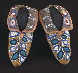 How To Make Cherokee Moccasins