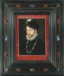 Portrait de Charles IX, roi de
