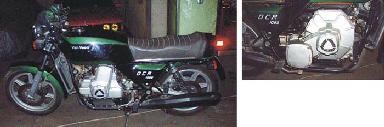 1977 VAN VEEN OCR 1000