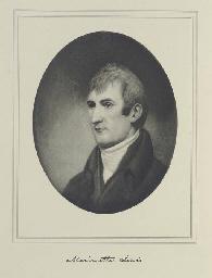 LEWIS, Meriwether (1774-1809) and William CLARK (1770-1838). Original...