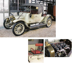 1911 AUSTIN 15hp 'HARROGATE' TWO-PLUS-ONE SEATER