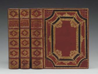 FABRICIUS, Johannes Albertus (1668-1736). Bibliotheca Latina mediae et...