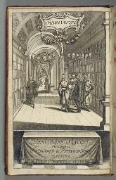 PLACCIUS, Vincent (1642-1699). Theatrum anonymorum et pseudonymorum, ex symbolis & collatione virorum per Europam doctissimorum ac celerrimorum Hamburg: Spieringk for G. Liebernickel, 1708.