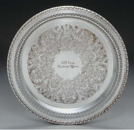 Rogers & Brother plate