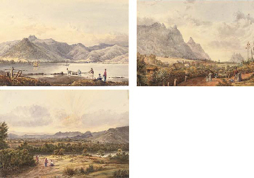 Mauritius 1838-1847. Twenty-th