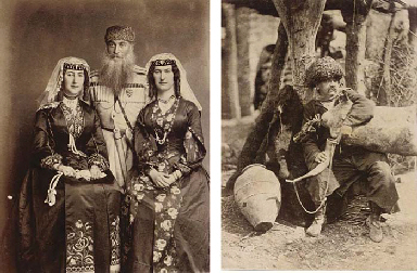RUSSIAN TOPOGRAPHY AND COSTUME